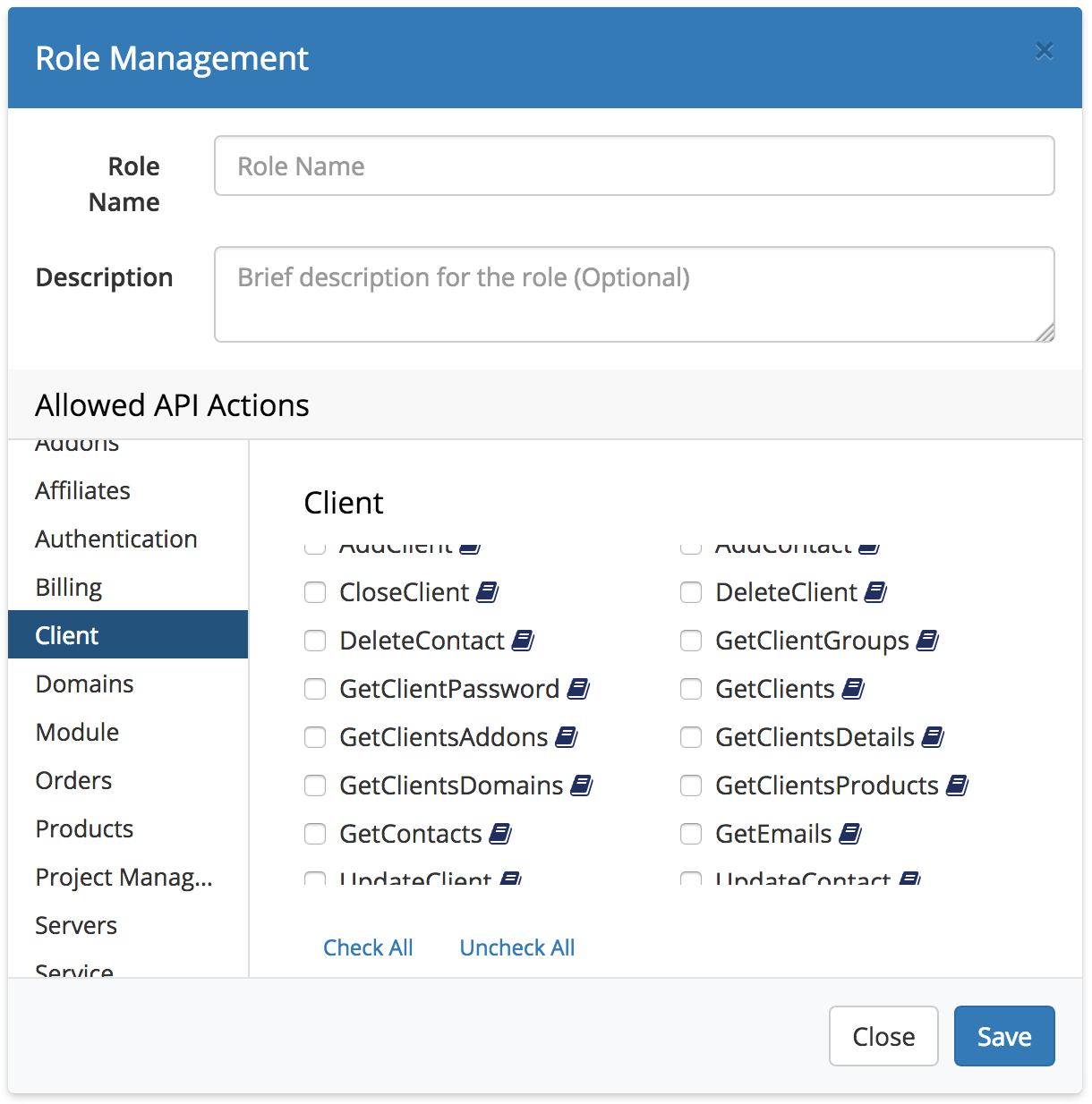 API Role manage action2.png